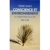 Conscience Et Environement.La Symphonie De La Vie. de RABHI PIERRE