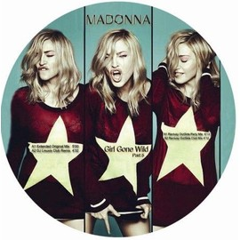 girl gone wild part 5 - picture disc