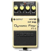 Boss Ft-2 Dynamic Filter - P�dale D'effet Guitare