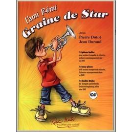 DUTOT PIERRE - L'AMI REMI, GRAINE DE STAR + DVD