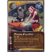 Paume Curative, Jutsu N� 915, Carte Naruto Shippuden Vf