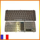 Clavier fran�ais d'origine AZERTY noir pour PC portable HP Compaq 511 515 516 610 615 CQ510 CQ610 REF : V061126CK1