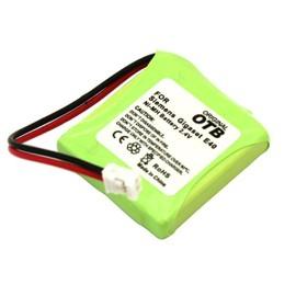 Batterie 600 mAh NiMH 2,4V Siemens Gigaset E40 E45 E450 ECO E450 SIM E455 E455 ECO E455 SIM Twin