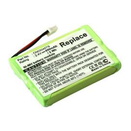 Batterie NiMH Voltage 2,4V 850 mAh Hagenuk AIO 600 reference CN03045TS