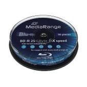 BD-R 25GB 6X 10ER SPINDEL
