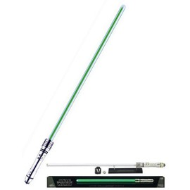 Star Wars R�plique 1/1 Sabre Laser Force Fx Kit Fisto Avec Lame Amovible