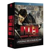 Mission : Impossible - L'int�grale Des 4 Films - Pack - Blu-Ray de Brian De Palma