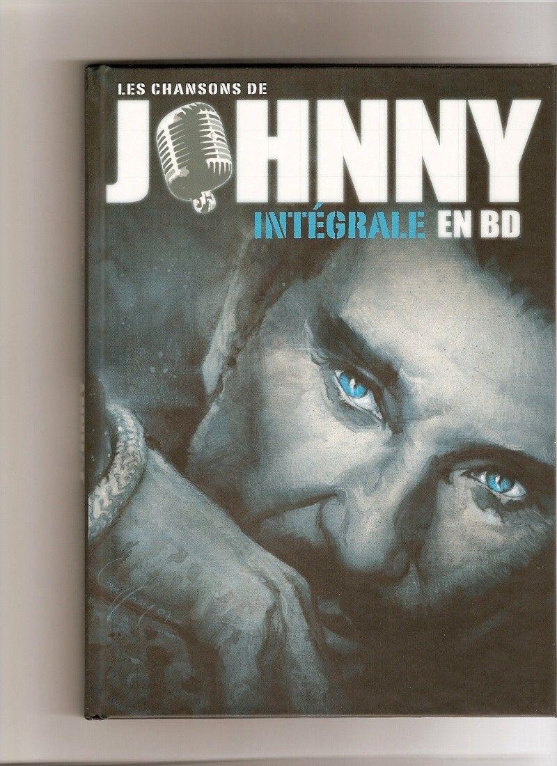 Les chansons de Johnny - Intégrale en BD