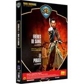Coffret Shaw Brothers - Chang Cheh : Le Ma�tre De John Woo - Fr�res De Sang + Le Pirate - Pack de Chang Cheh