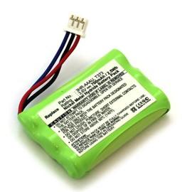 Batterie NiMH 700 mAh 3,6 Volt pour Bang Olufsen BeoCom 6000 3HR AAAU T373