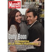 Paris Match / 13-03-2008 N�3069 : Carla Bruni (8p) - Kristin Scott Thomas (4p)