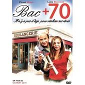 Bac + 70 de Laurent Levy