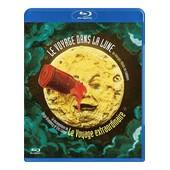 Le Voyage Dans La Lune De Georges M�li�s En Couleurs + Le Voyage Extraordinaire - Version Restaur�e - Blu-Ray de Georges M�li�s