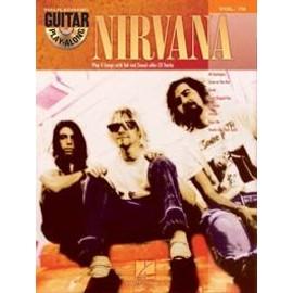 GUITAR PLAY ALONG VOL.078 NIRVANA + CD
