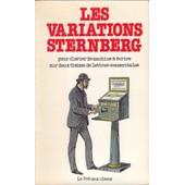 Les Variations Sternberg Pour Clavier De Machine � �crire Sur Deux Th�mes De Lettres Commerciales de Jacques Sternberg