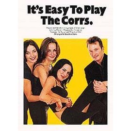 IT'S EASY TO PLAY THE CORRS PVG