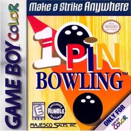 1 Pin Bowling