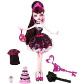 Poup�e Mannequin - Monster High : Tenue De Soiree Draculaura