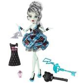 Poup�e Monster High Frankie Stein Tenue De Soir�e