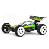 Mini Buggy Rc 30 Km/H; Rechargeable Usb; 5 Vitesses King Of R/C Challenger
