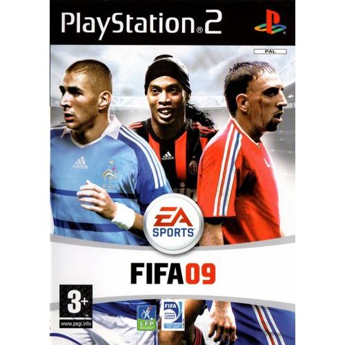 FIFA 2009 - PlayStation 2