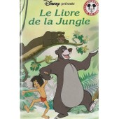 Le Livre De La Jungle de Walt Disney