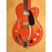 Guitare Miniature Brian Setzer * Stray Cats - Limited Edition