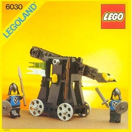 Lego 6030 - Les Chevaliers Et La Catapulte