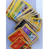 Lot 100 Carte Pokemon