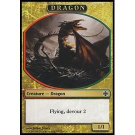 Token Dragon (Jeton Dragon) Rennaissance D'alara Commune