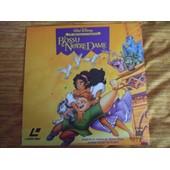 Laser Disc Le Bossu De Notre-Dame(Walt Disney)