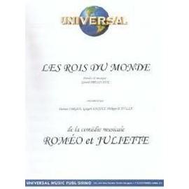 PARTITION ROIS DU MONDE ROMEO & JULIETTE