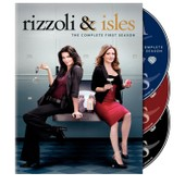 Rizzoli & Isles: The Complete First Season (Boxset)