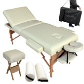 Table De Massage Set 4 - 13cm D'epaisseur