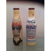 Bouteille Collector Coca Cola Jean Paul Gaultier