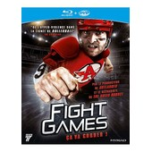Fight Games - Combo Blu-Ray+ Dvd de Michael Dowse