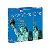 Coffret Prestige New York - Manhattan, La Passion De La D�mesure + New York City, Les