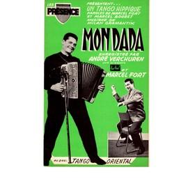 partition accordeon manzanilla