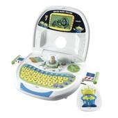 Vtech - 110305 - Jeu �lectronique - Ordinateur Enfant - Toy Story 3 - Genius Buzz L'�clair