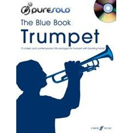Pure solo The Blue book Trumpet (+ 1 CD) - Faber