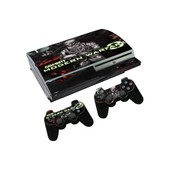 Skin Sticker Ps3 + 2 Manettes Call Of Duty Modern Warfare 3