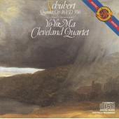 Quintet In C Major Schubert / Ma / Cleveland Quartet - Ma, Yo-Yo