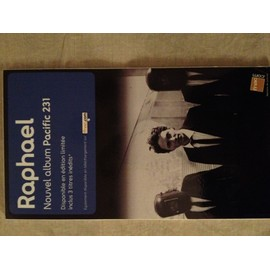 PLV Raphael Nouvel Album Pacific 231