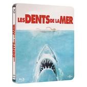 Les Dents De La Mer - �dition Bo�tier Steelbook - Blu-Ray de Steven Spielberg