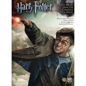 Harry Potter Complete Film Series Easy Piano