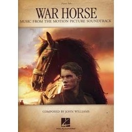 WAR HORSE (CHEVAL DE GUERRE) JOHN WILLIAMS PIANO