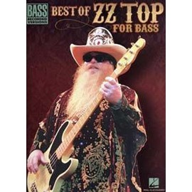 ZZ TOP BEST OF FOR BASS TAB