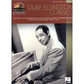 Piano Play Along Vol. 039 Duke Ellington Classics