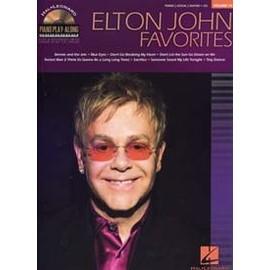 PIANO PLAY ALONG VOL.77 ELTON JOHN FAVORITES