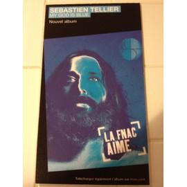 """PLV Sébastien Tellier """"My god is blue"""""""